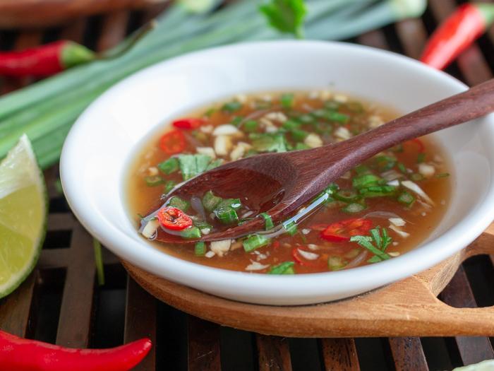 Prik Nam Pla (พริกน้ำปลา) // sub fish sauce