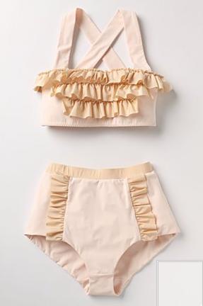 I want a high waist swim suit soooo bad!  they are amazing
