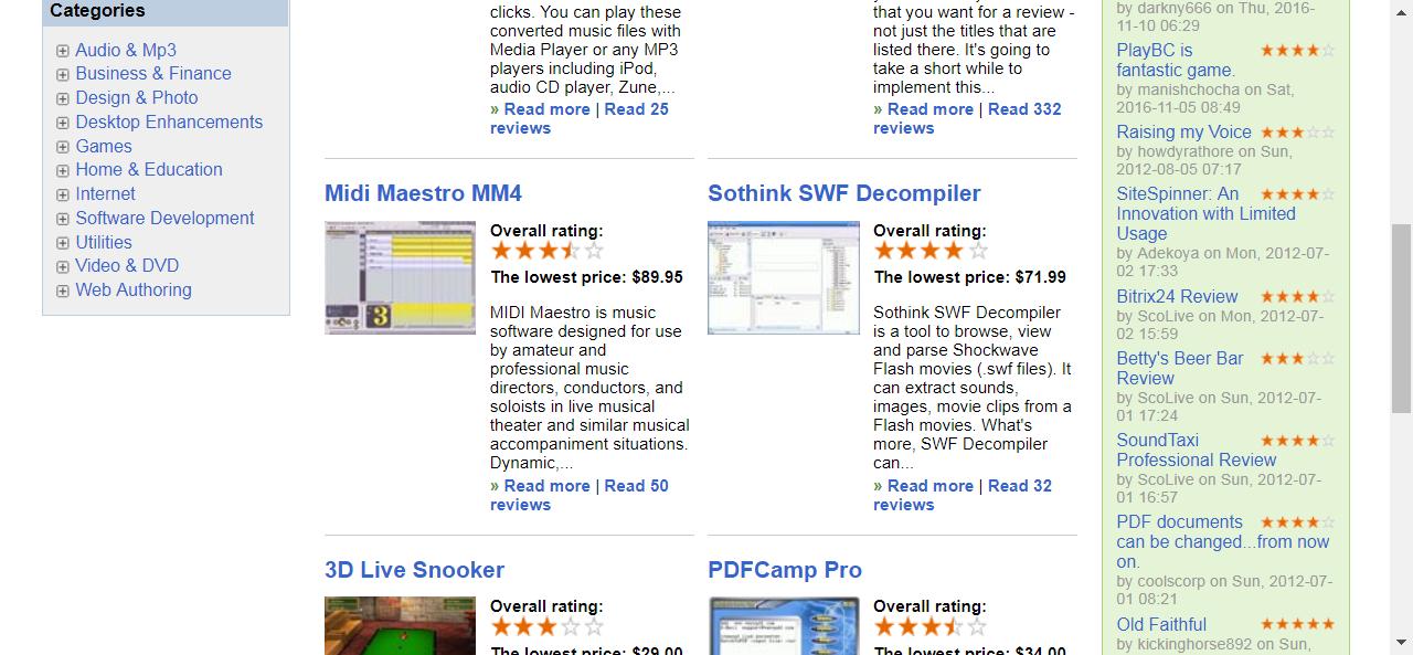 SoftwareJudge.com | Get paid for your reviews! | Shared Screenshot ...