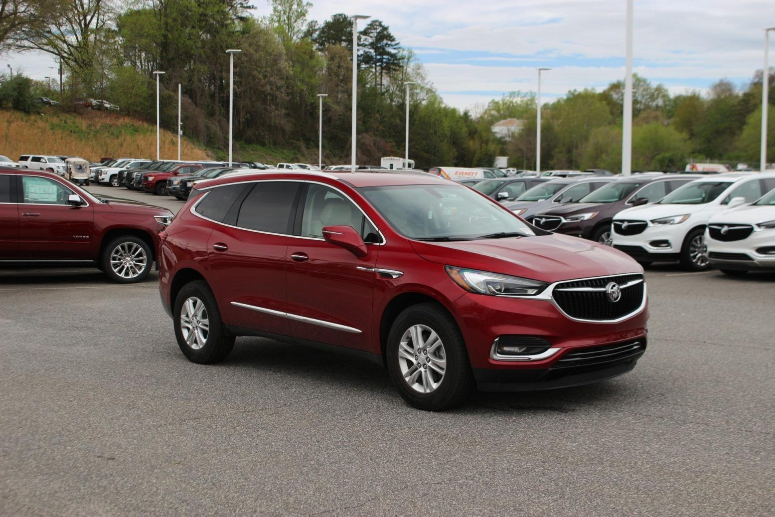 The 2020 Buick Enclave Will Be Representing The 3rd Production Year Of The Existing Second Generation Of This Mid Size Crossover Buick Enclave Buick Enclave