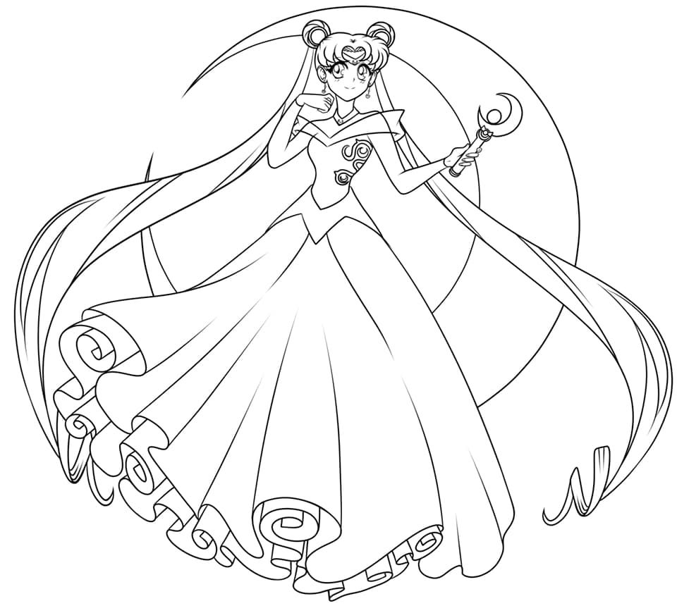 Pin By Negan On Dibujos In 2021 Sailor Moon Coloring Pages Sailor Moon Pin Etsy Art Prints [ 870 x 960 Pixel ]