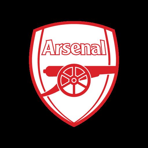 arsenal logo vector cdr free