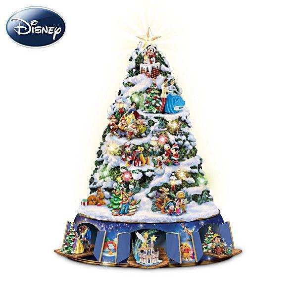 The Magic Of Disney Tabletop Tree Disney Stuff Pinterest