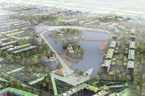 Shifting into Eco-city two Chinese cases: Tianjin and Dongtan