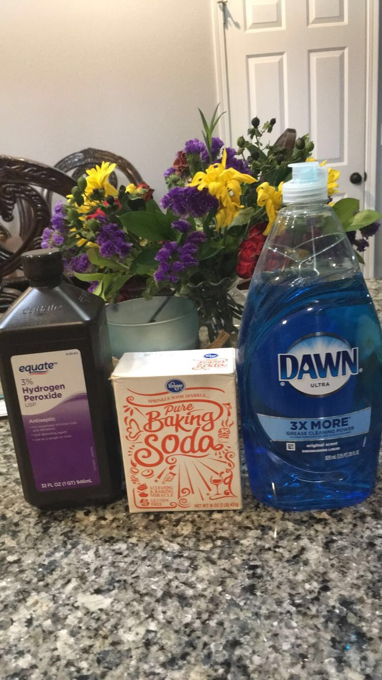 Best stain remover for dog pee one part baking soda one