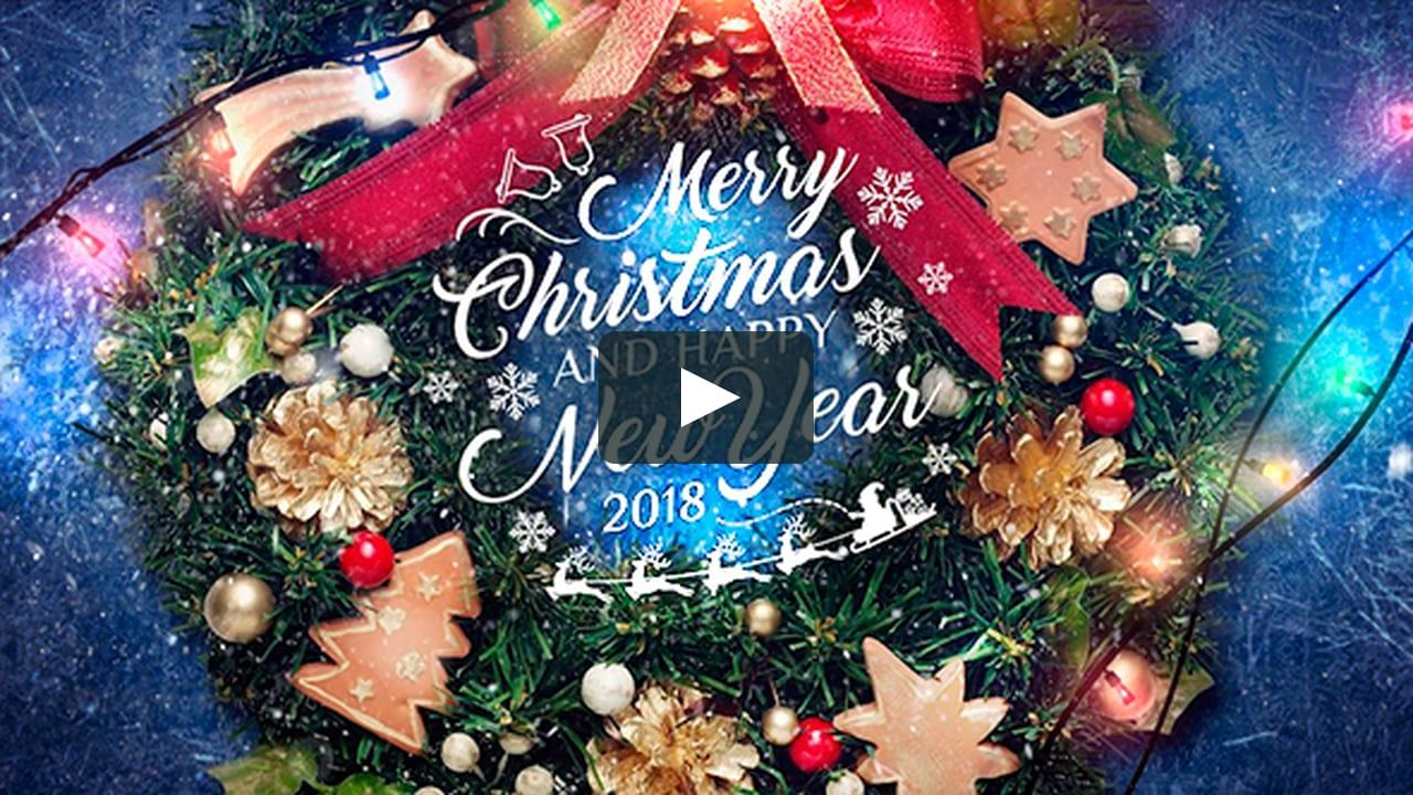 Motiongraphic Aftereffects Christmas Event Gallery Greetings Happy Holidays Intro Memories New Year Opene Christmas Christmas Gif Animated Christmas