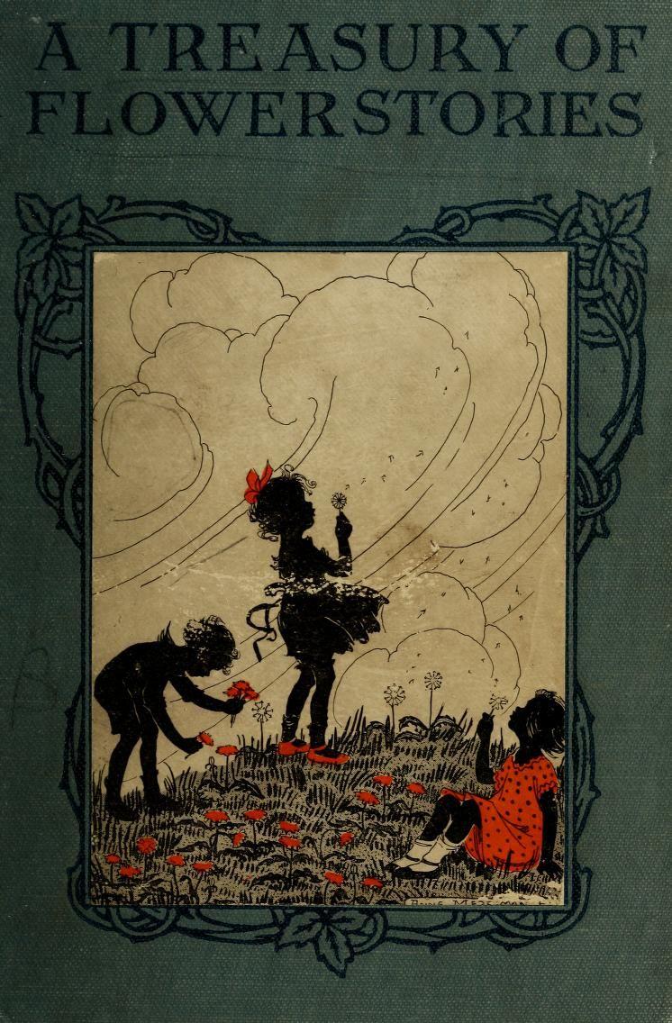 """""""A Treasury of Flower Stories"""" by Inez N. McFee ()"""
