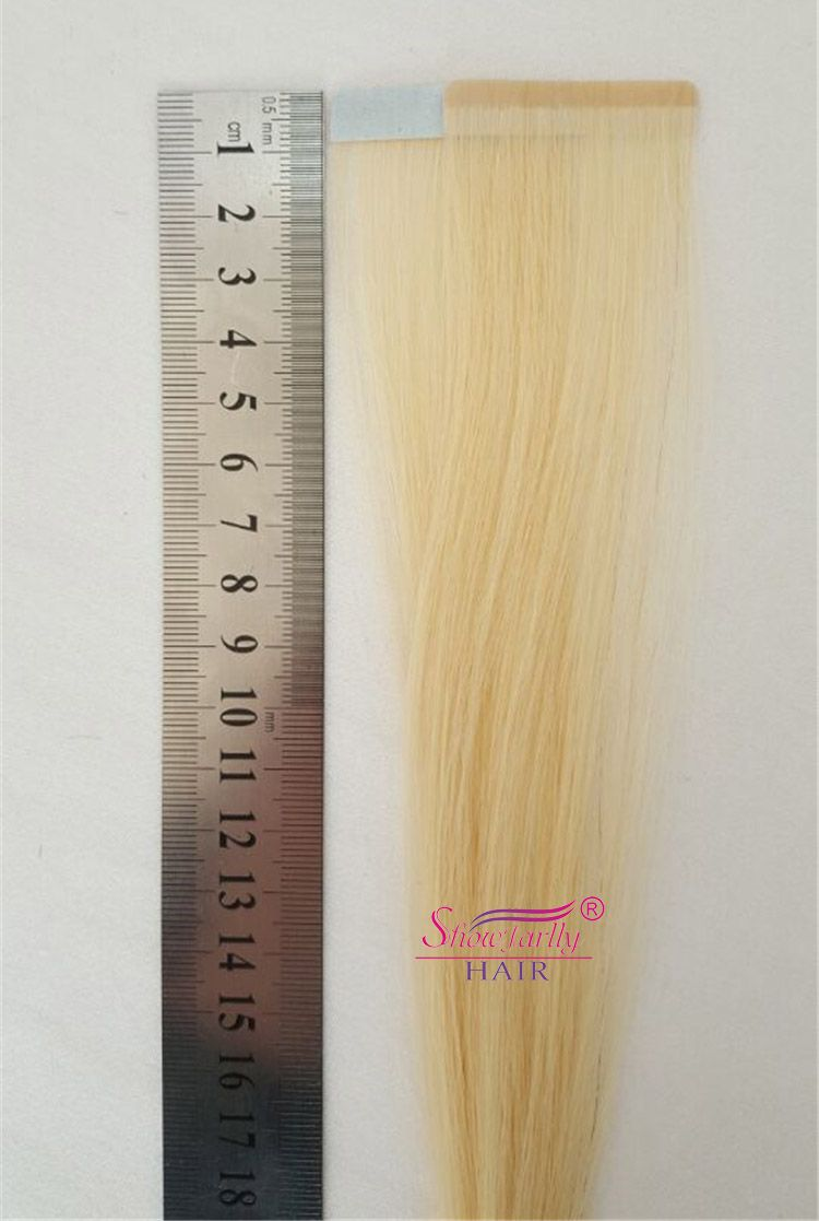 Remy Tape Human Hair Extensions Wholesale Micro Mini Hair Tape
