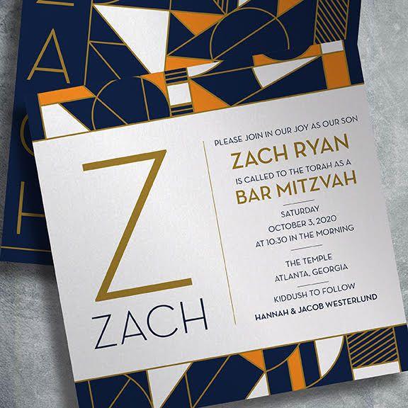 pin by eventprints on eventprints bar mitzvah invitations