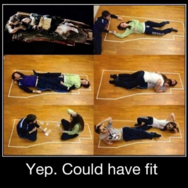 titanic jack could have fit humor pinterest titanic