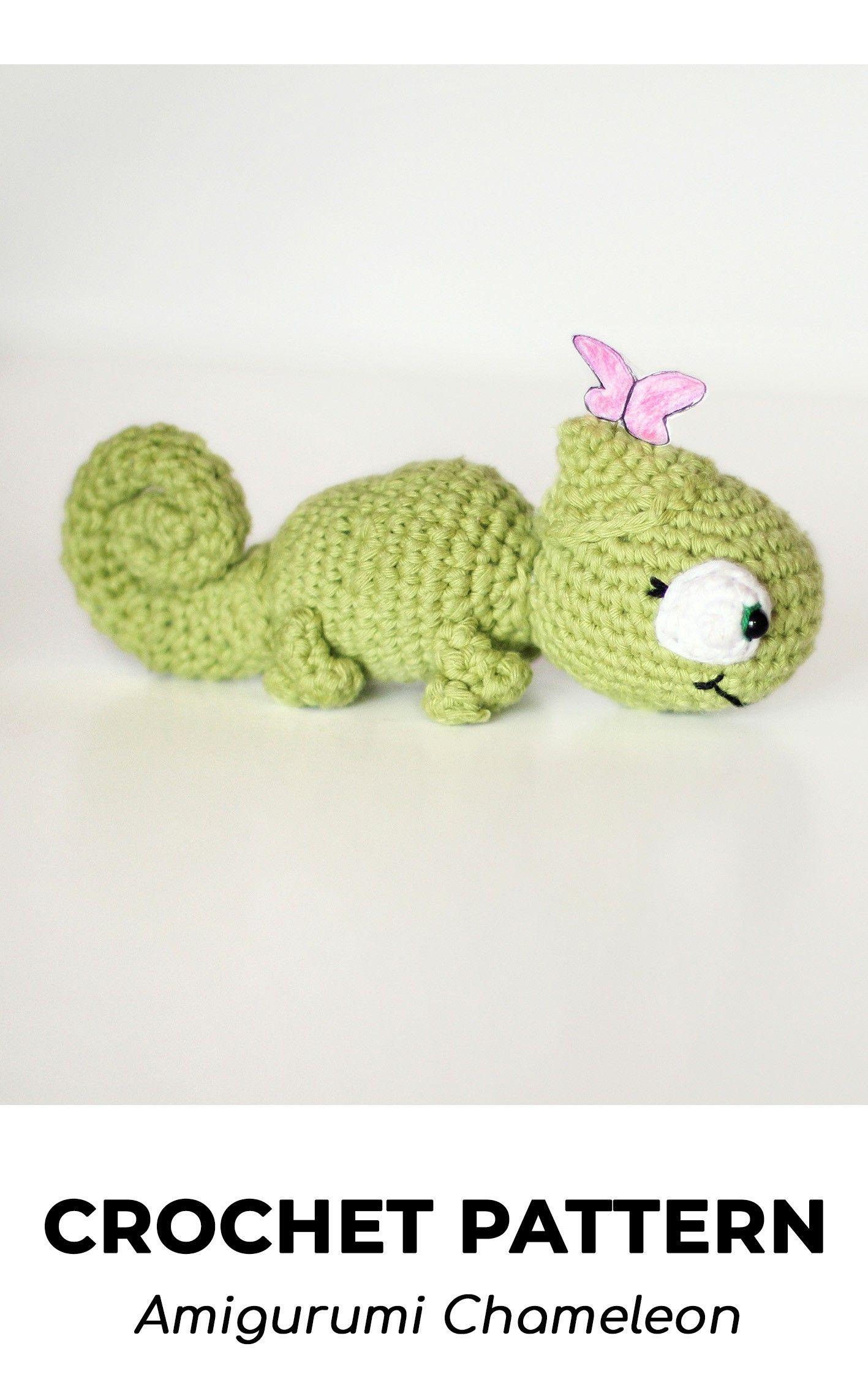 Ravelry: Chameleon pattern by Andrea Blumberg | 2268x1417