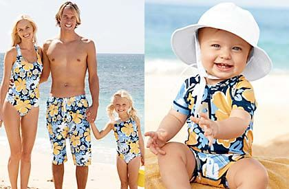 ce0a14d4f1 Make A Splash With Hanna Andersson s Matching Family Swimwear Collection