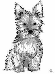 Yorkie Love Dog Coloring Book Dog Coloring Page Puppy Coloring Pages