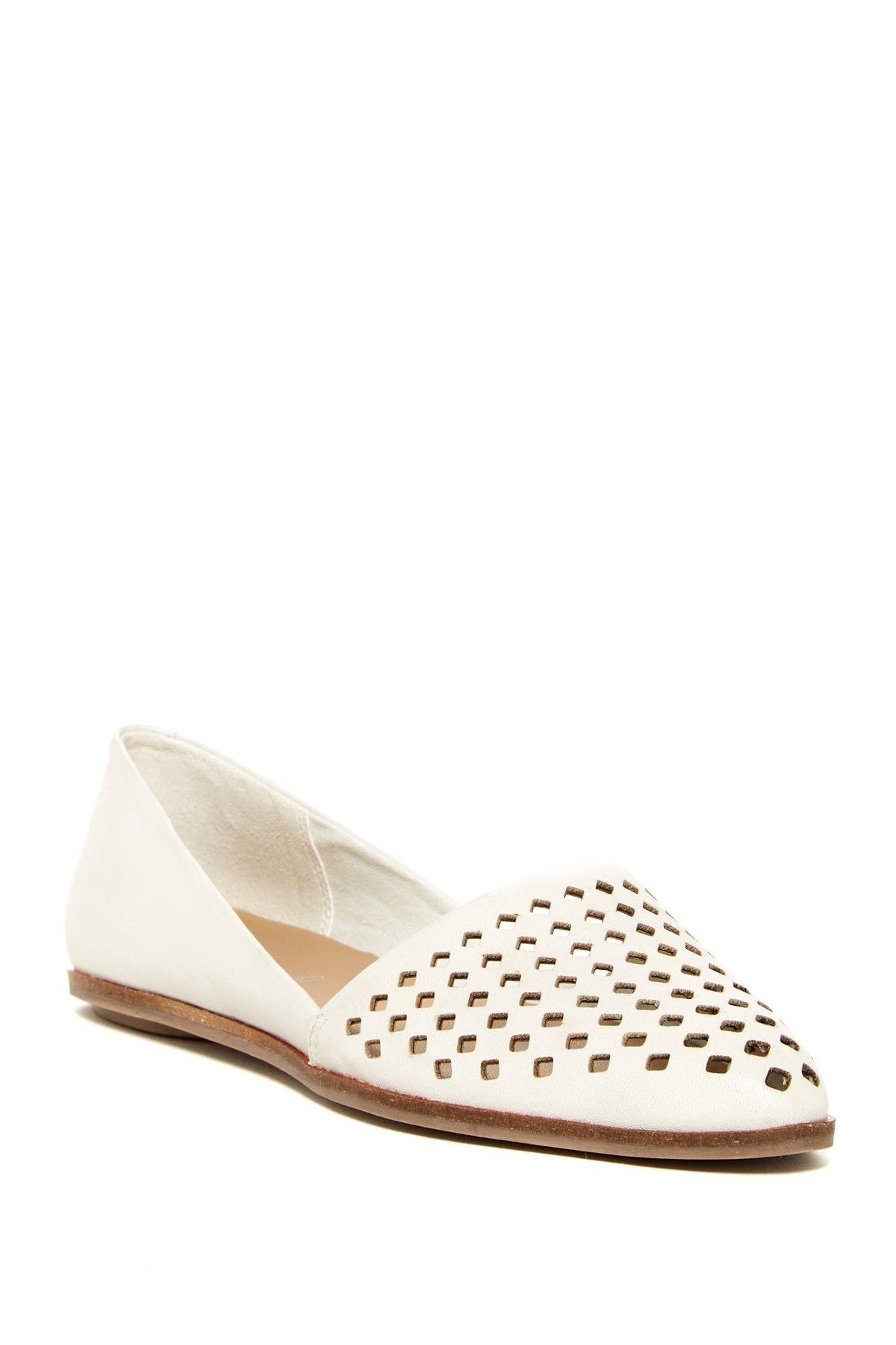 Love these! Aldo Prerilla Flats