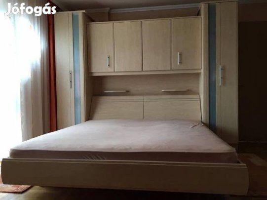 Eladó hálószoba bútor beépített ággyal!: Eladó egy kitűnő ...
