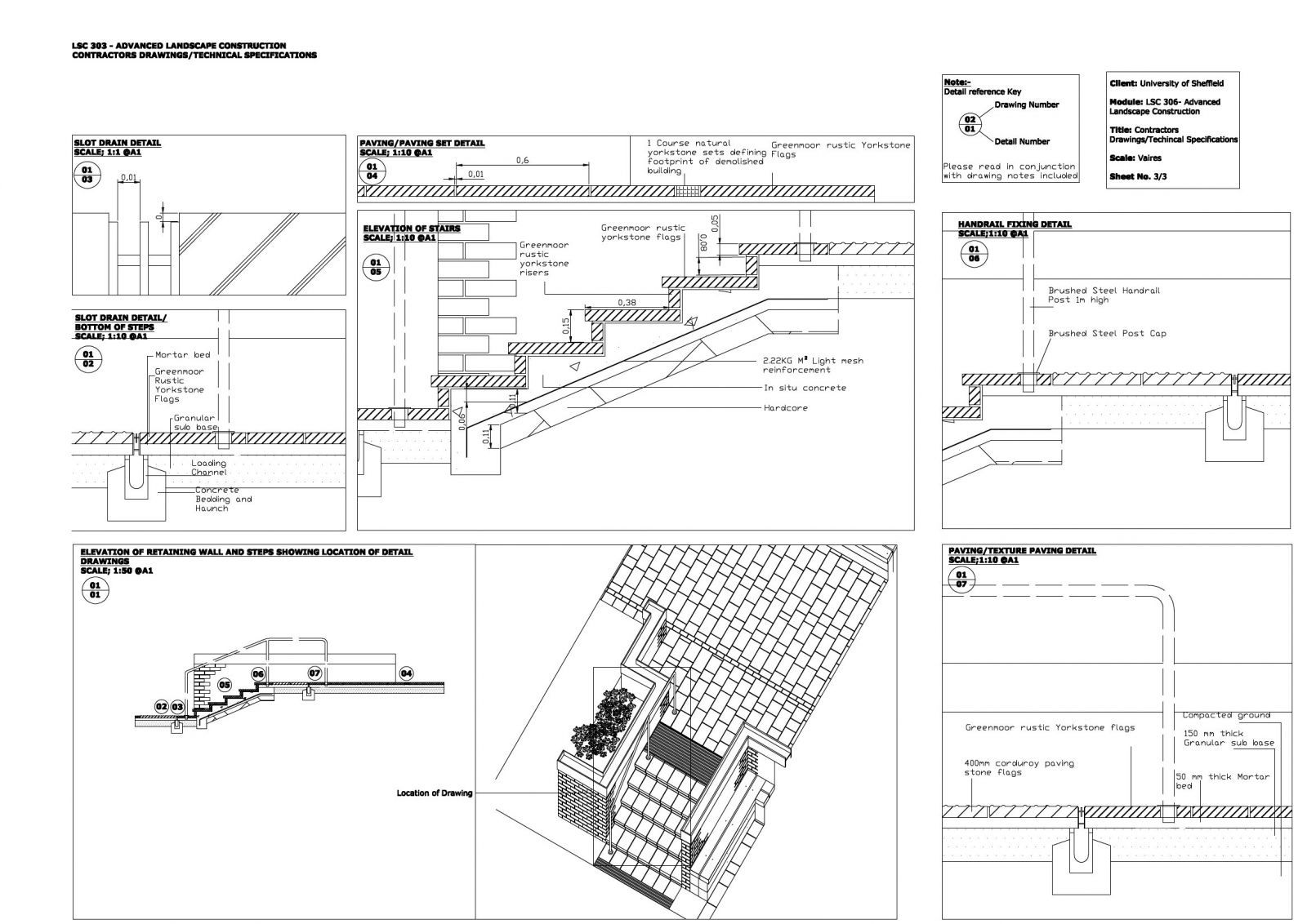 Construction Detailing Construction Drawings Architecture