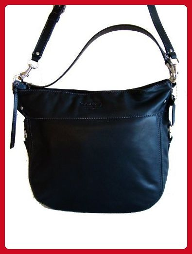 5540ce318c1f4 ... wholesale coach leather convertible zoe hobo handbag large black 14706 shoulder  bags amazon partner link ba4fb