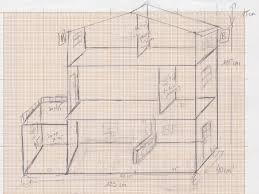 R sultat de recherche d 39 images pour fabriquer une maison de barbie maison barbie pinterest - Plan de maison de barbie ...