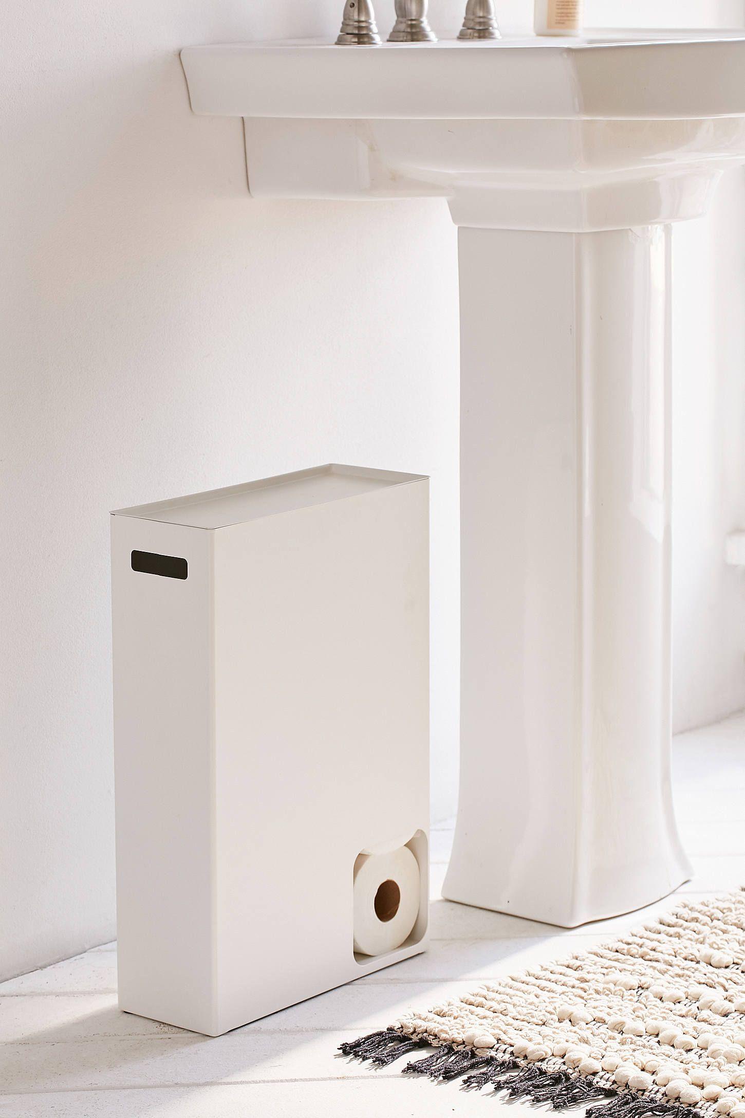 Minimal Toilet Paper Dispenser