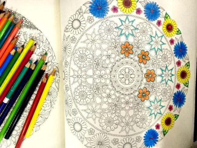 Tudo sobre o livro de colorir para adultos