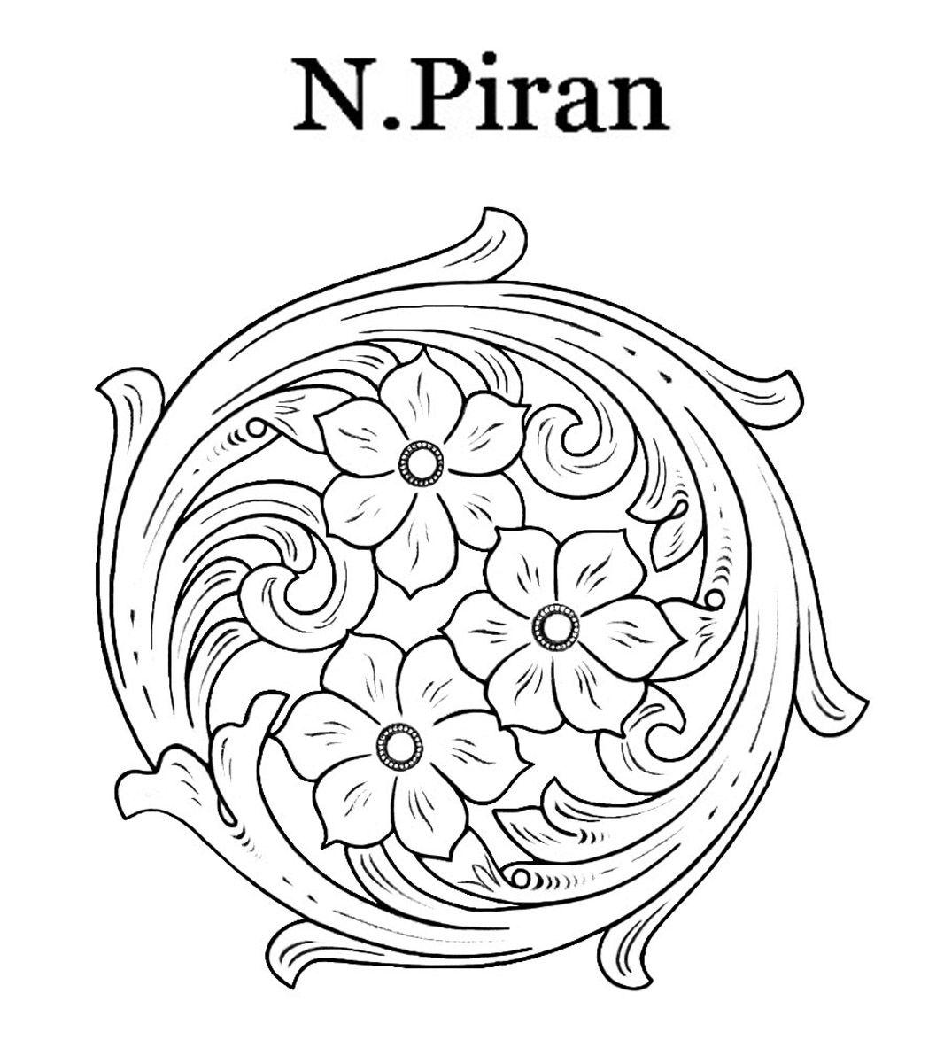 Pin de Raj Panday en Pattern   Pinterest   Repujado, Dibujo y Mandalas