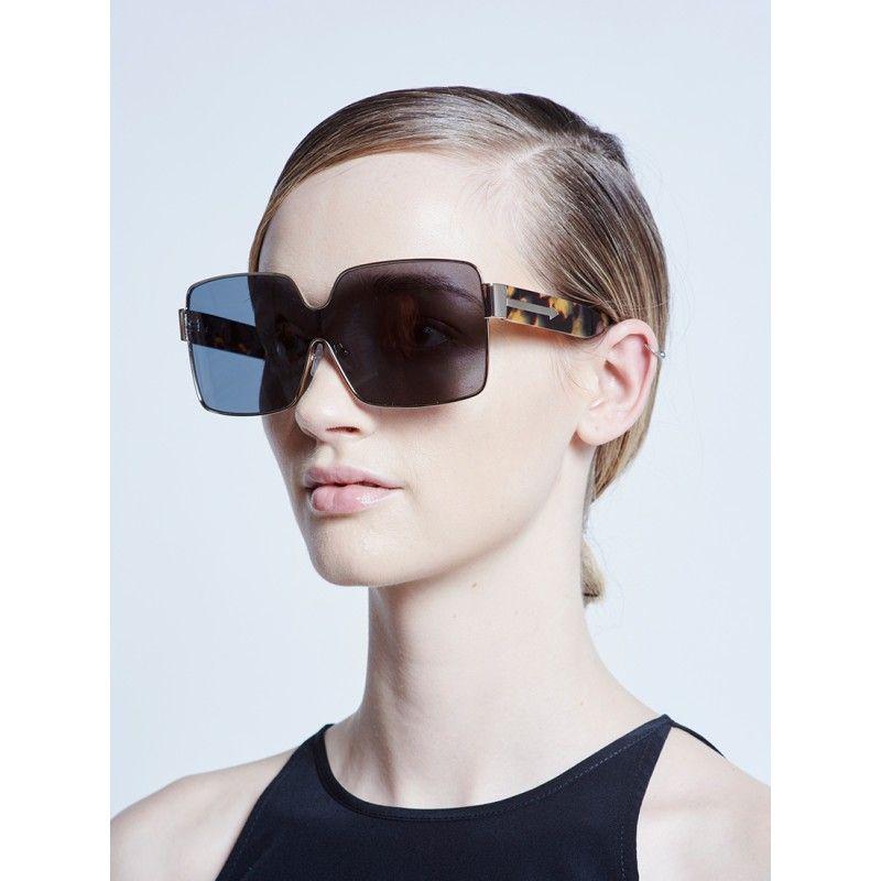 f6cecdd0723 Karen Walker  Moonwalk Gold W Crazy Tort  Accessories