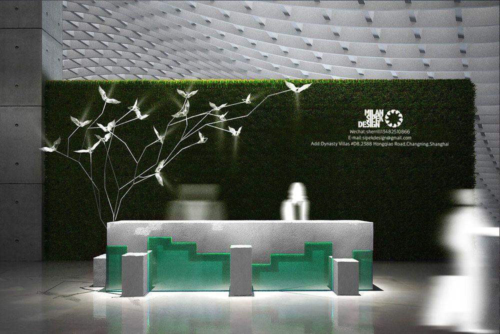 counter design by Milan Sipek