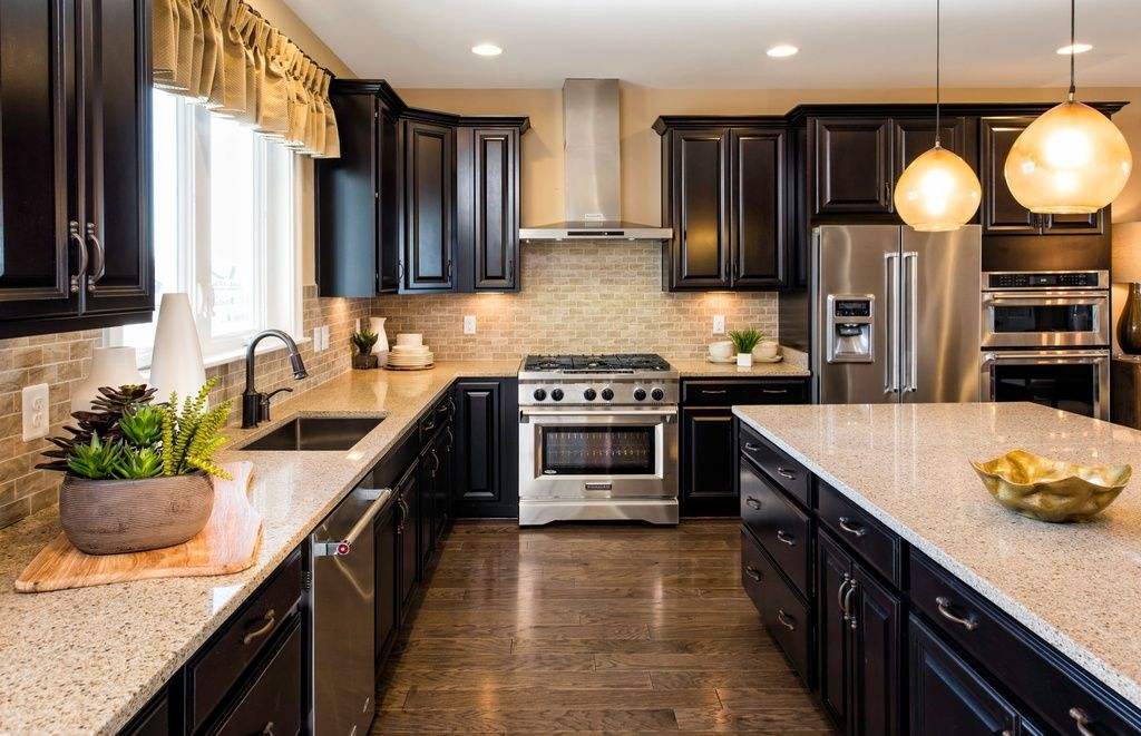 Surrey Shipley Homestead By Pulte Homes Zillow Kitchen