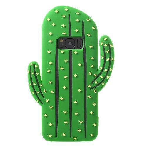 coque samsung galaxy s8 cactus