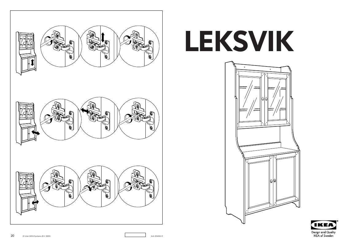 Mode D Emploi Ikea Leksvik Convoquer Le Dessin Pinterest  # Notice Montage Ikea