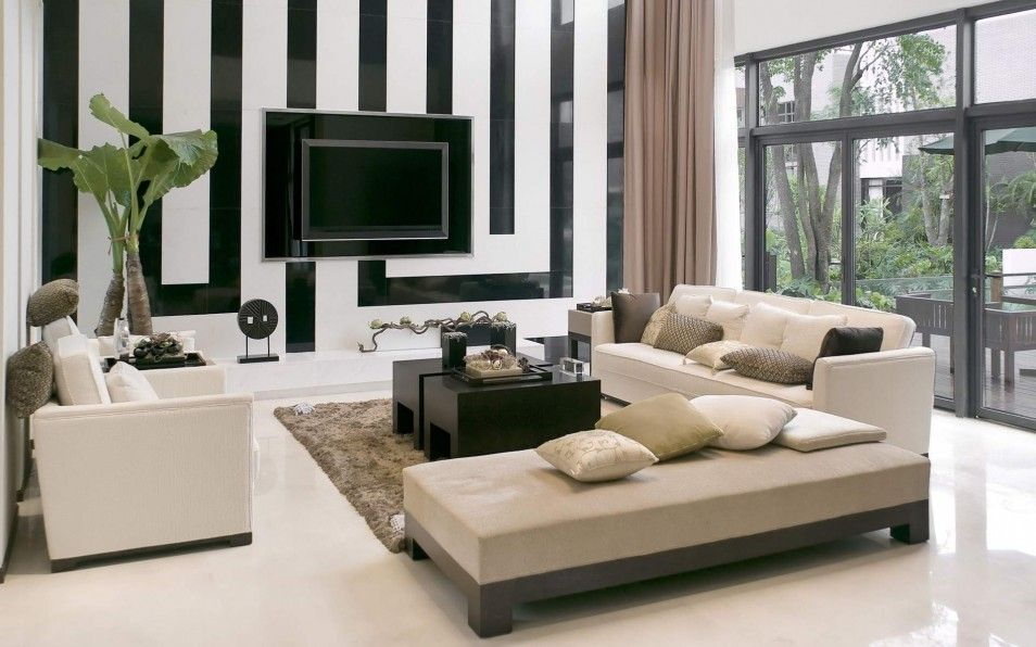 these luxury living room design ideas run from minimal modern to traditional over the top extravagance see pictures of luxury living rooms to find - Living Room Interior Design Ideas