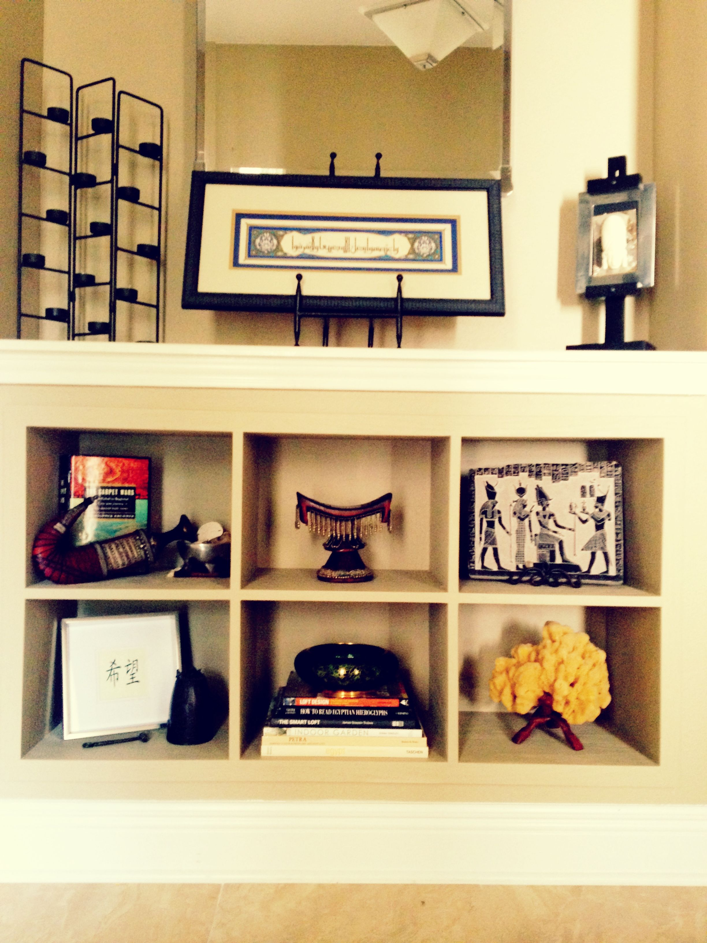 Bookshelf Decorating Ideas | Decorating, Organizing and Interiors
