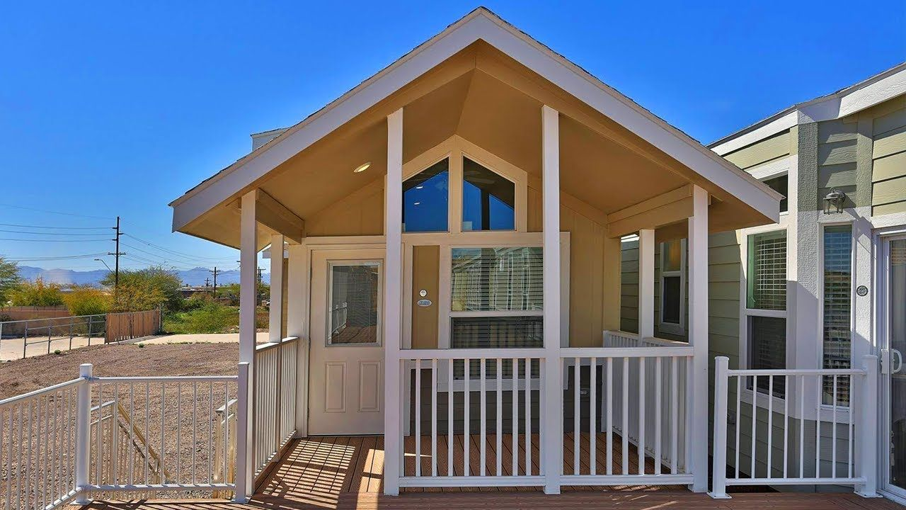 Gorgeous Beautiful Park Model Home By Athens RVs