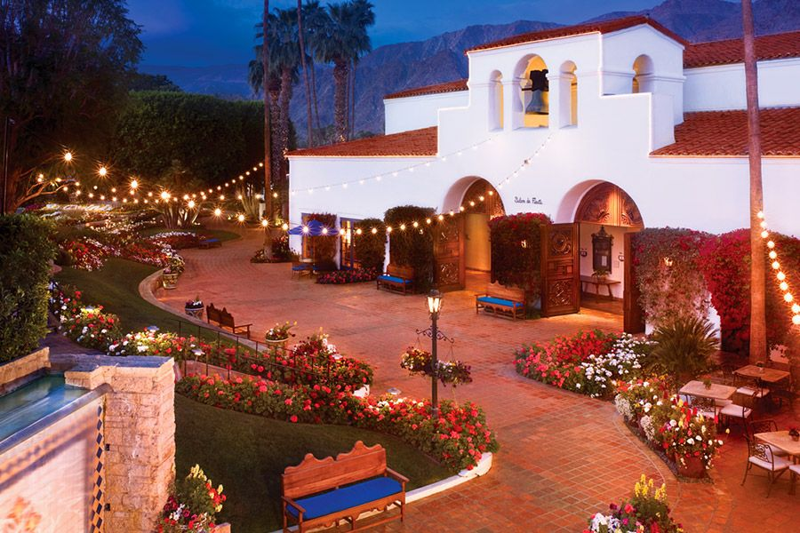 La Quinta Resort Inn Palm Springs Resorts Wedding Locations