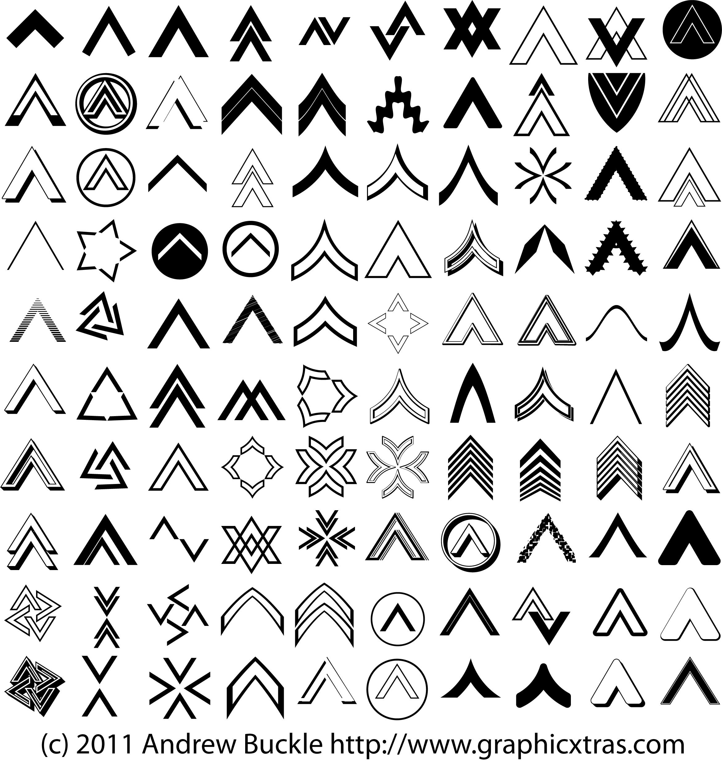 chevron patterns Chevron tattoo, Mens arrow tattoo, Down