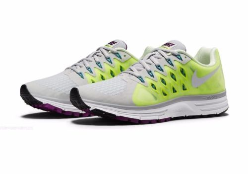 order online meet 100% high quality NEW NIKE WOMEN'S ZOOM VOMERO 9 SHOES platinum white volt ...