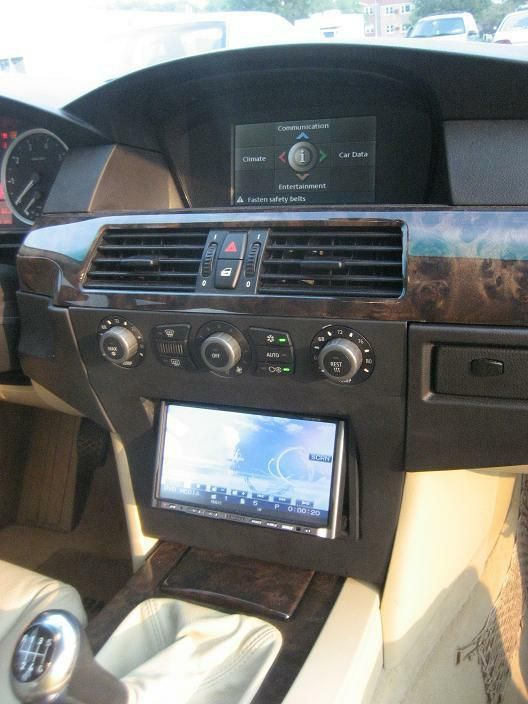 I Wanting To Put A Stereo Like This In My Bmw E60  I Bought 2 Pioneer 12 U0026quot  Subs To Go With It