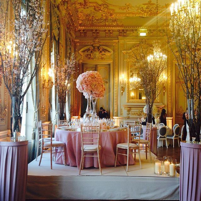 The Finest Wedding At Shangri La Hotel Paris Luxury And Exclusive