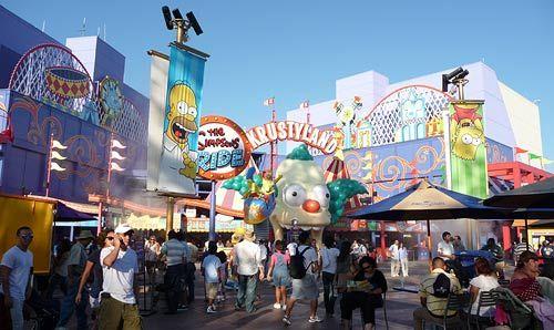 Universal Studios Hollywood Freshens Up For The Fall Universal Studios Hollywood Universal Studios Disneyland Paris
