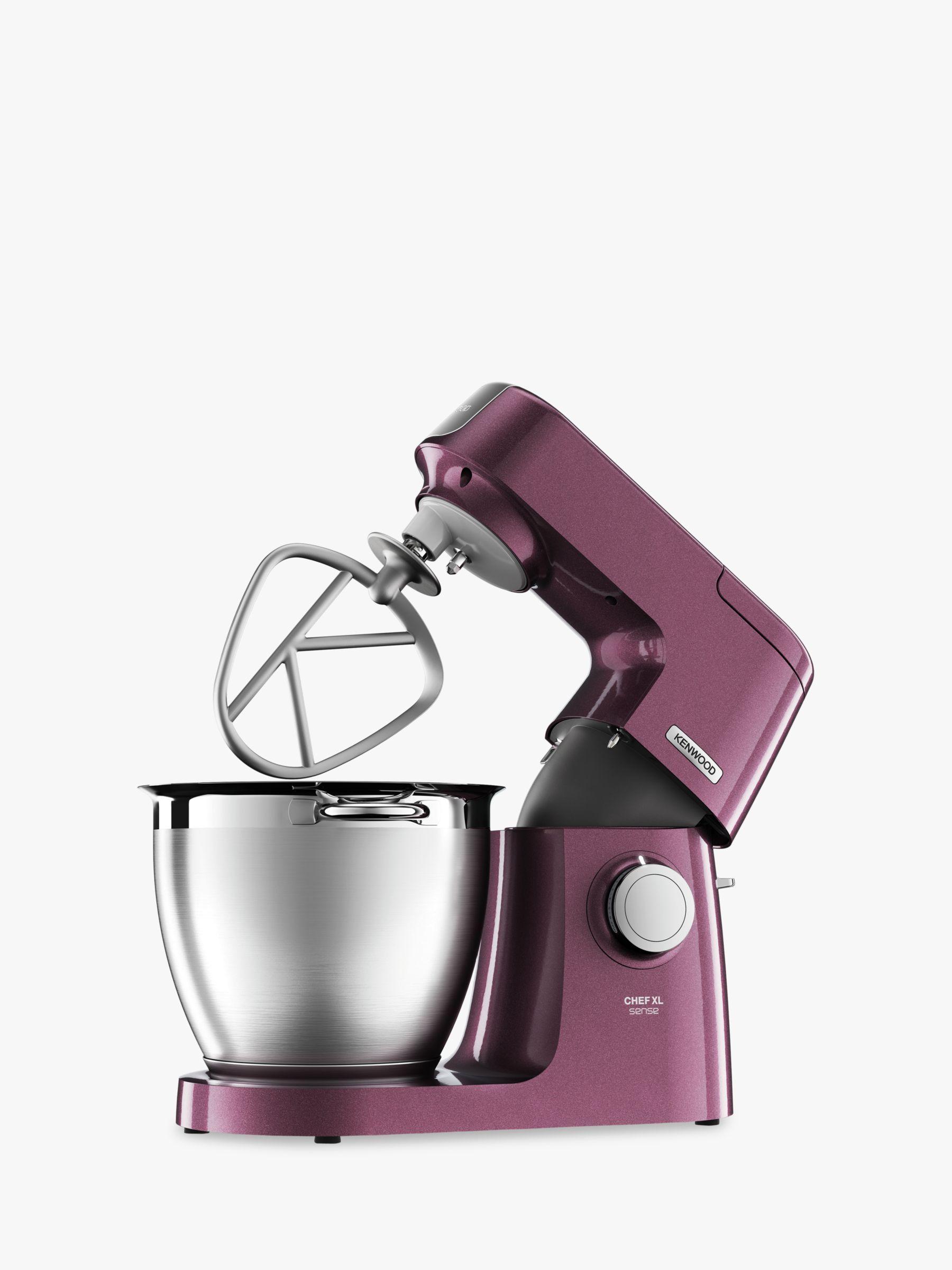 Kenwood chef xl sense special edition food mixer purple