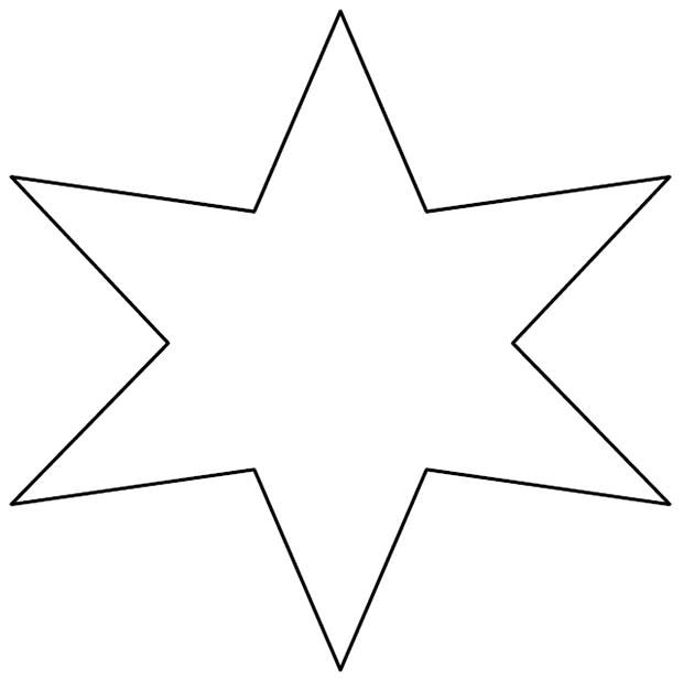 Star Templates  Star Designs  Crafts  Star Template Craft