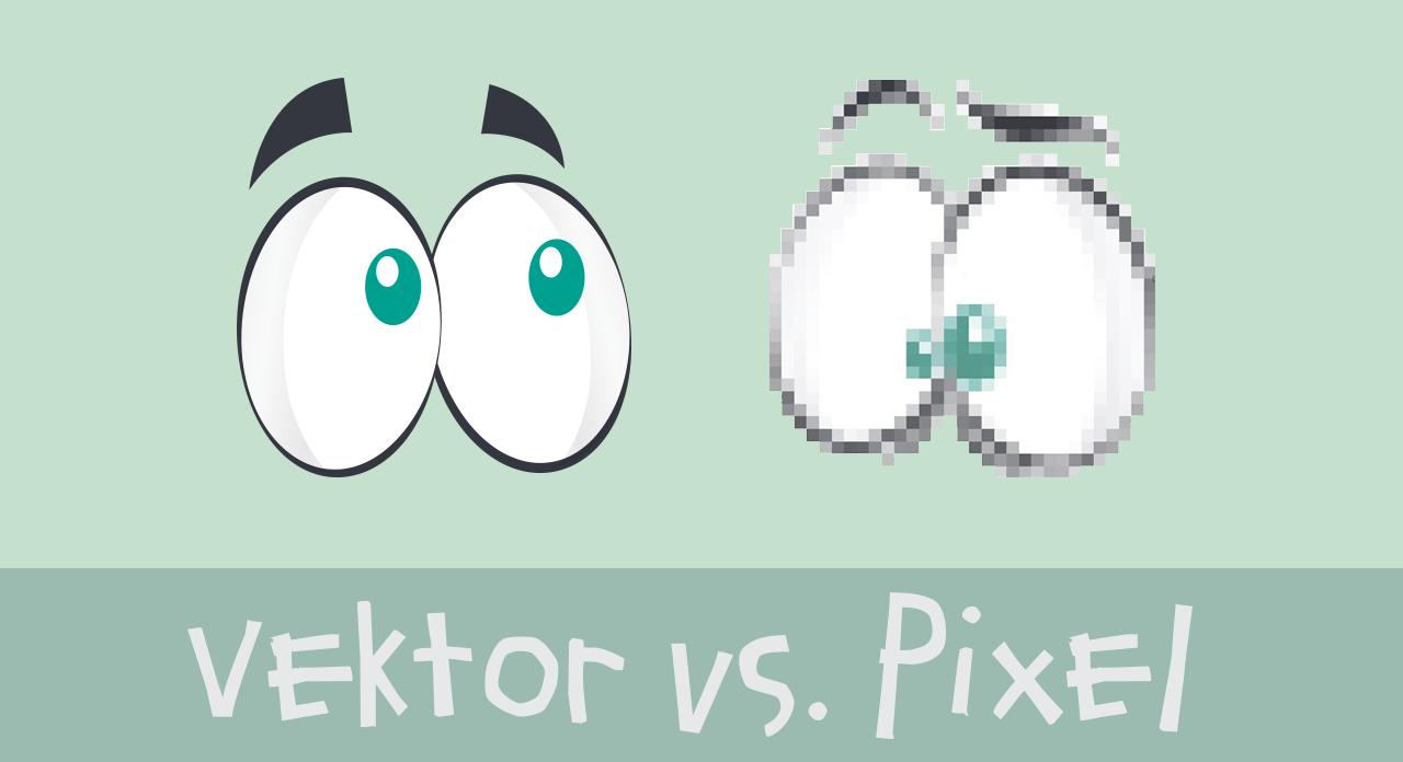 der unterschied von pixel und vektorgrafiken flyeralarm vektorgrafik grafik printwerbung vektor erstellen photoshop stern