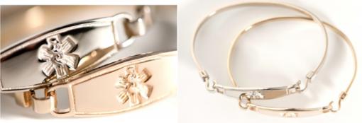 14k Gold Medical Alert Bracelet Best Bracelets