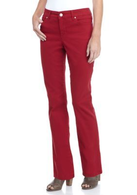 Bandolino  Petite Size Mandie Average Perfect Fit Jeans