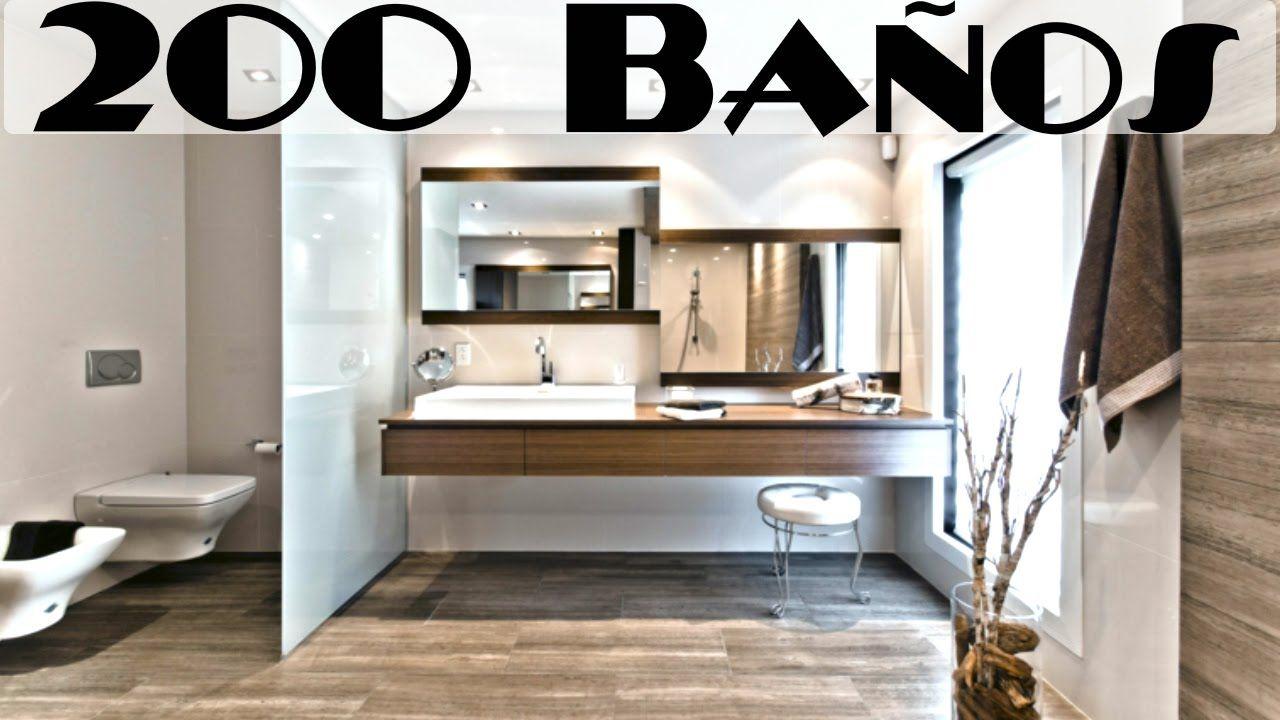 200 Banos Pequenos Banos Modernos Banos Rusticos Y Con Spa 2016