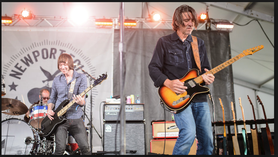 At Live Jam 107, Drive By Truckers Tonight, Grateful Dead