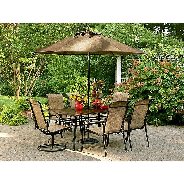 Patio Furniture From Sears Yard And Gardening Garden