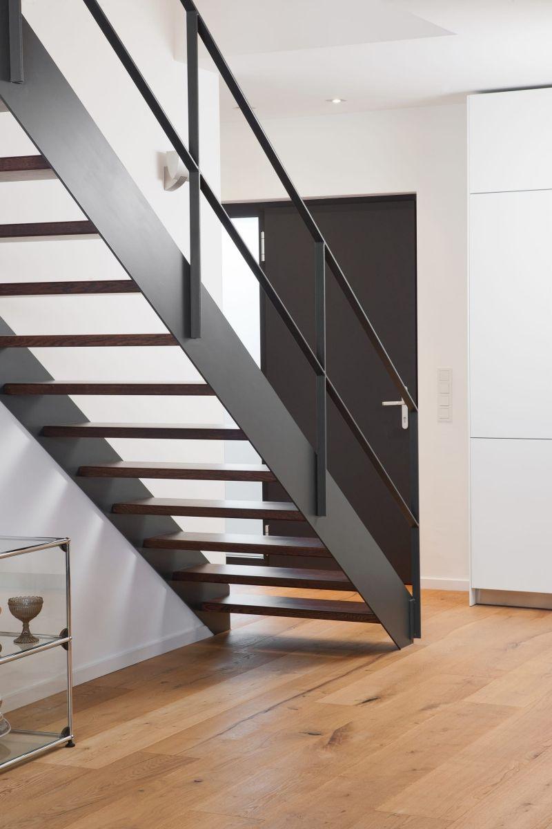 stahltreppe 04 treppen pinterest treppe stahltreppen und stahl. Black Bedroom Furniture Sets. Home Design Ideas