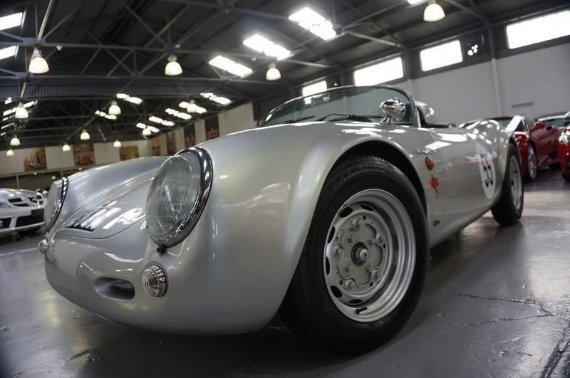 1955 Porsche 550 Replica For Sale Trade Unique Cars