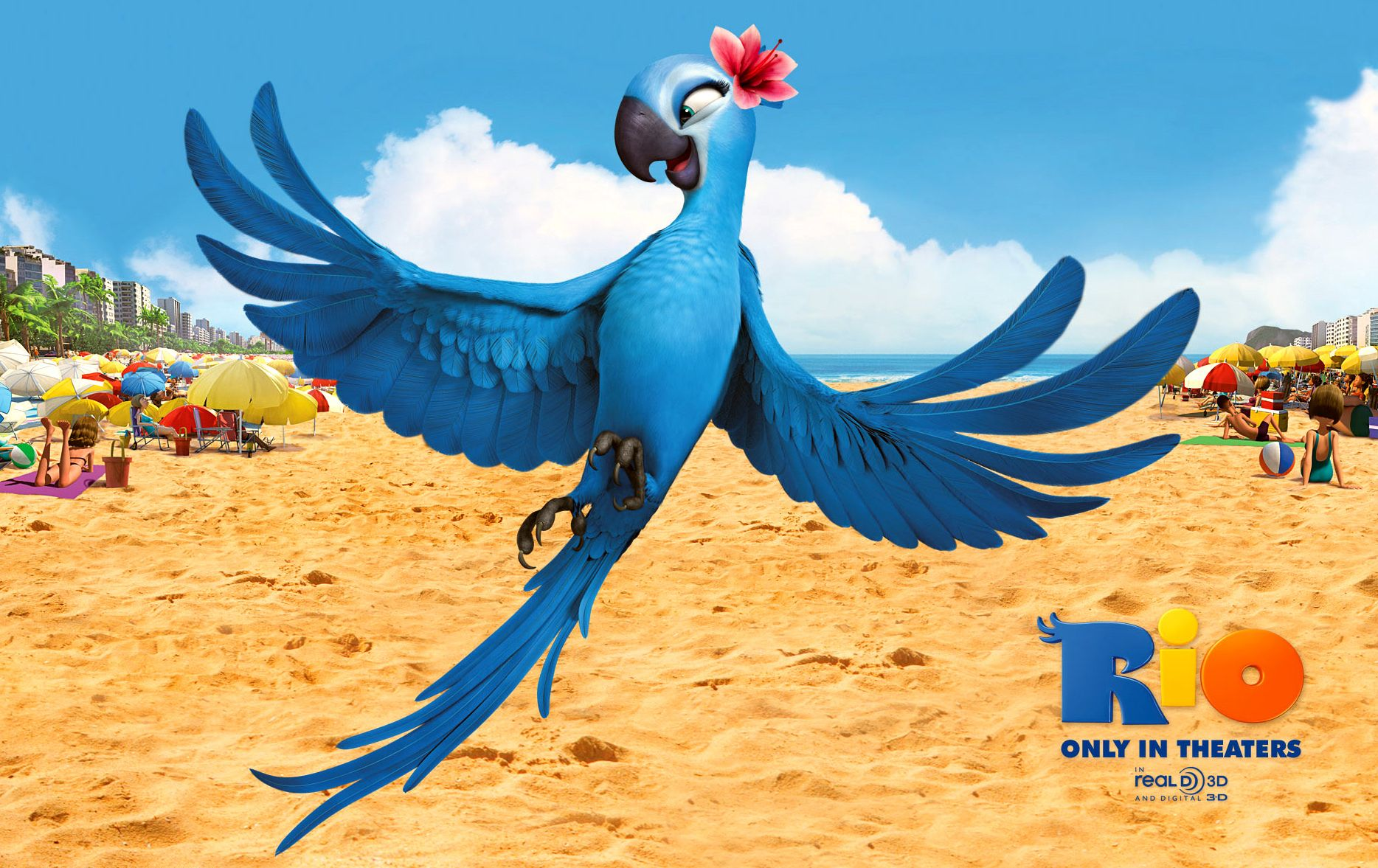 Rio  Movie HD Wallpapers and Posters Download Free